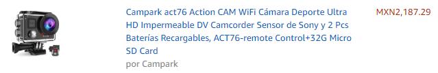 Cam wifi