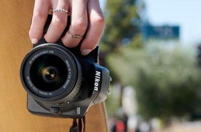 Características de la Nikon D3500