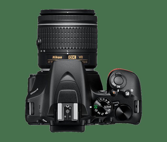 diseño de la Nikon D3500