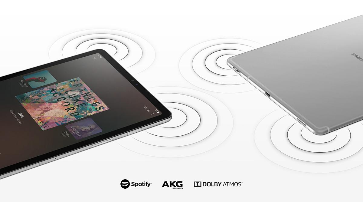 sonido Samsung Galaxy Tab S5e