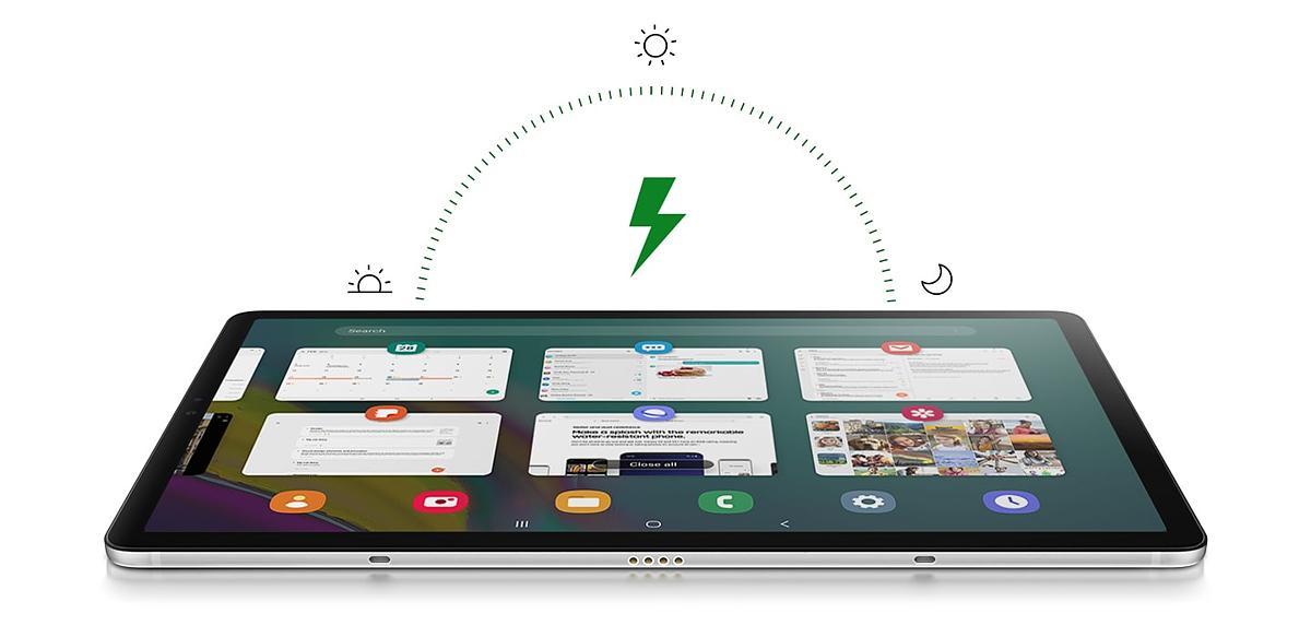 Análisis del Samsung Galaxy Tab S5e | Características y funciones 2
