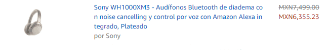 Sony WH-1000XM3 | Análisis y Opinión 5