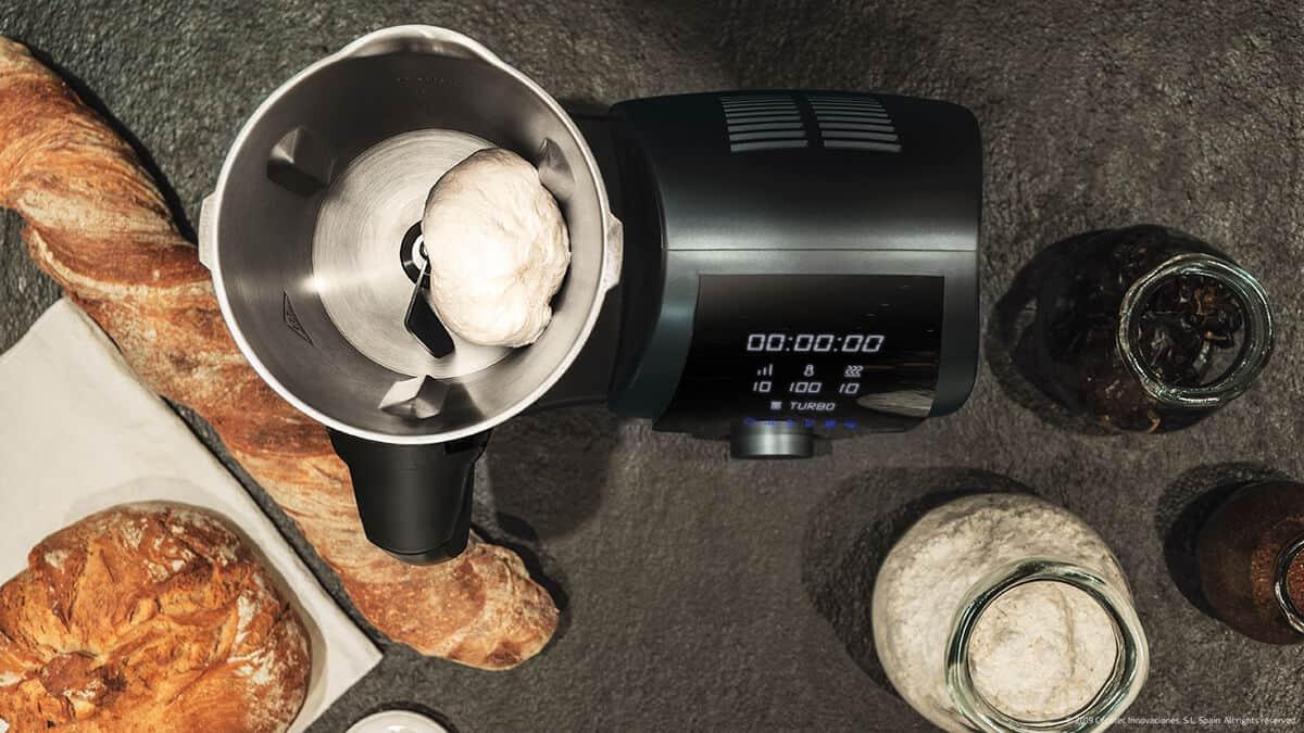 robot de cocina Mambo 8090