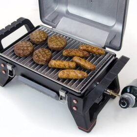 CHAR BROIL Portable Gas Grill 3