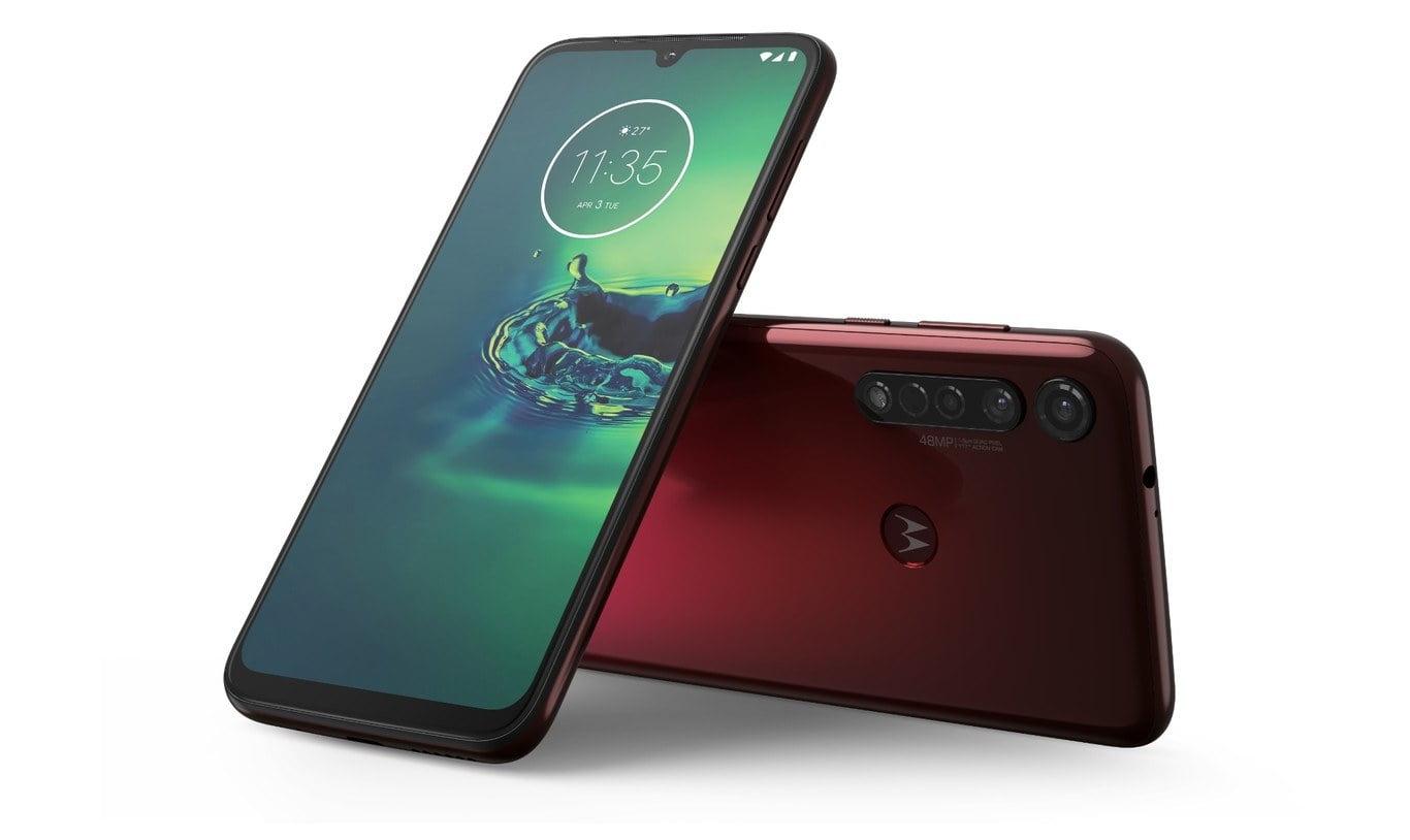 Motorola G8 Plus Características, precio y funciones 2