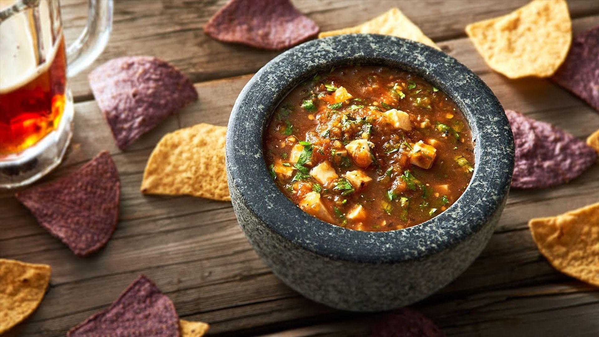 Autentica salsa Borracha 2