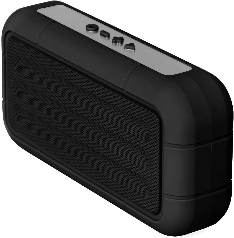 Seedary Bocina Altavoz Bluetooth Inalámbrico Portátil