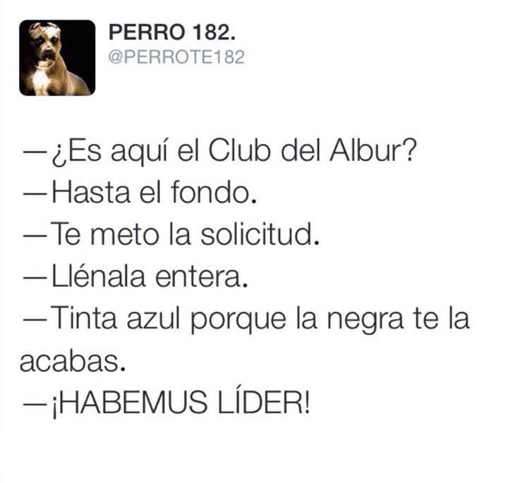 Es El Club Del Albur
