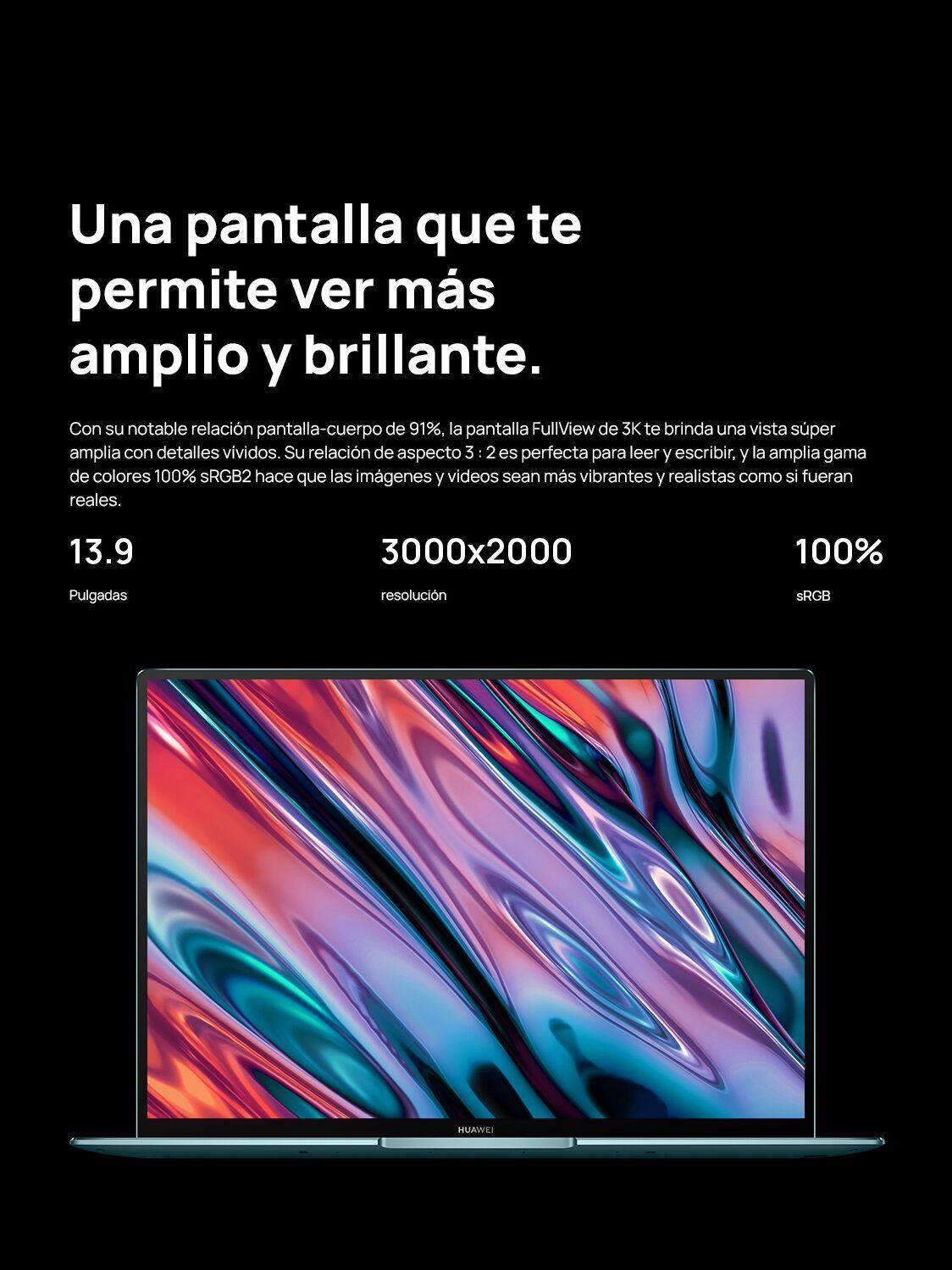 Huawei Matebook X Pro Super Pantalla