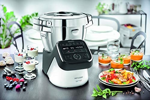 Robot De Cocina Krups Hp5098mx Multifuncional En Oferta