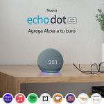 Nuevo Echo Dot (4ta Gen)