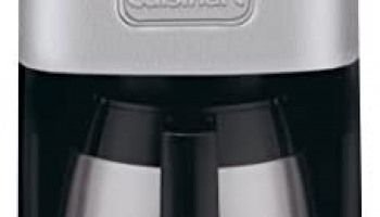 Cuisinart DGB-650BC cafetera de 10 tazas